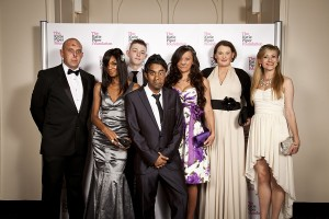 Ambassadors Group Shot from 2011 Ball