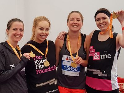 Team Katie Reunited for 10k run