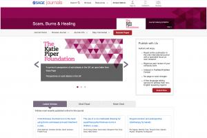 KPF Sage Journals Screen